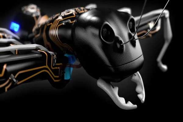 مورچه های رباتیک